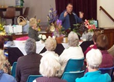 Garden club talk at Murwillumbah